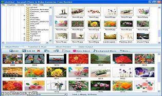 Photo to MPEG Video Converter Freeware
