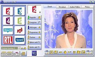 ADSL TV/FM