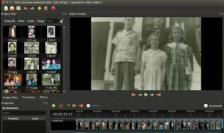 how to use openshot video editor