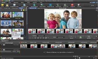 VideoPad - Logiciel de montage vidéo pour Mac