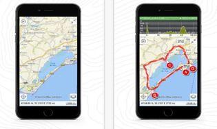 Outdooractive pour iOS
