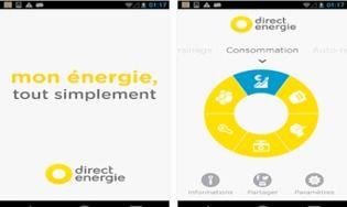 Direct Energie iOS