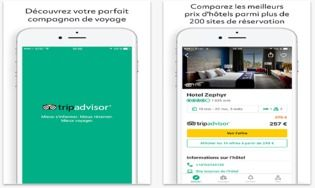 TripAdvisor hôtels restaurants