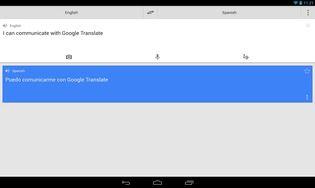 Google Traduction iOS