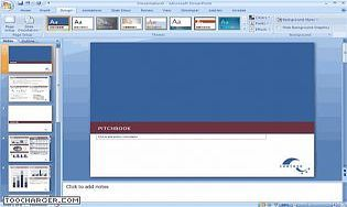 Présentation La visionneuse PowerPoint 2007 permet d'afficher des présentations avec de nombreuses fonctionnalités créées dans PowerPoint 97 et versions ultérieures. Elle prend également en charge l'ouverture de présentations Microsoft PowerPoint protégées par mot de passe.