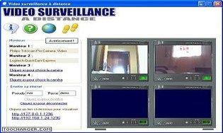 video surveillance a distance t l charger gratuitement la derni re version. Black Bedroom Furniture Sets. Home Design Ideas