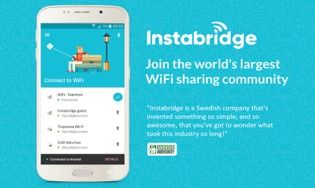 Wifi Instabridge Android