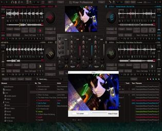 DJ Mixer Professional for Mac 3.6.8 Multimédia