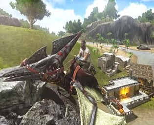 Ark : Survival Evolved Android Jeux