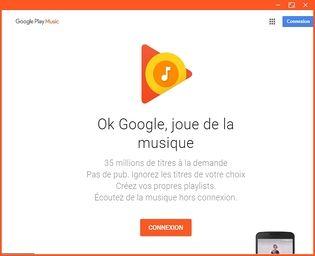 Google Play Music Desktop Player  Multimédia