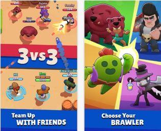 Brawl Stars iOS Jeux