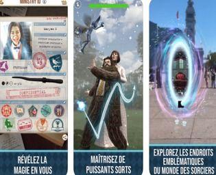 Harry Potter : Wizards Unite iOS Jeux