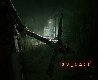 Outlast 2 Jeux