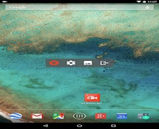 AZ Screen recorder Android Multimédia