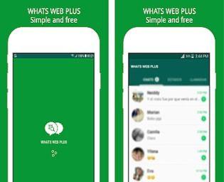 Whats Web Plus Android Internet