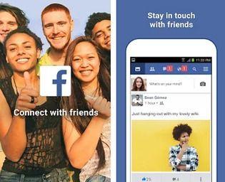Facebook Lite Android Internet