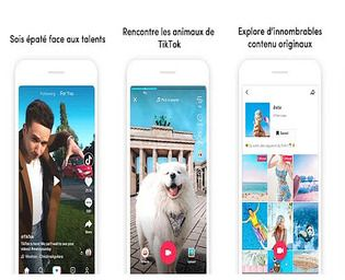 TikTok Android Internet