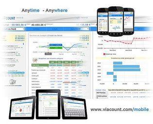 Viacount 4 Finances & Entreprise