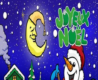 Carte de Noël PDF Multimédia