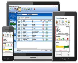 Comptes et Budget pour MAC Finances & Entreprise