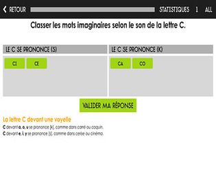 Orthographe Projet Voltaire iOS Education