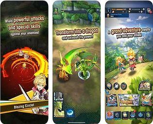 Dragalia Lost iOS Jeux