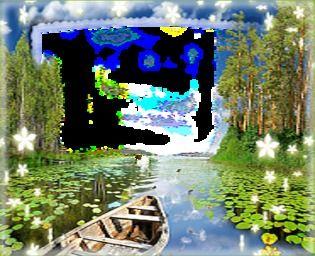 Lovely Photo Frame Multimédia