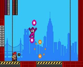 Street fighter Vs Megaman Jeux