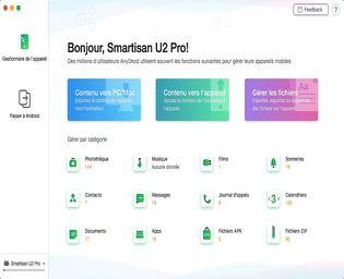 AnyTrans pour Android pour Mac Utilitaires