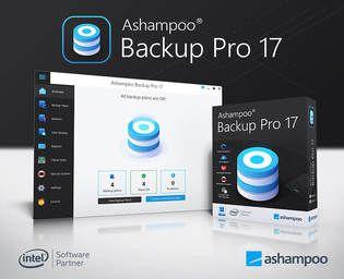 Ashampoo Backup Pro Utilitaires