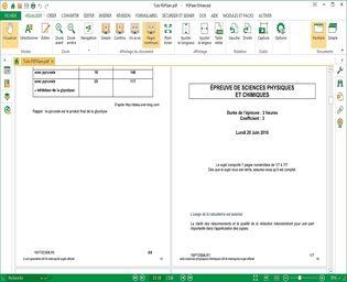 PDFSaM Linux Bureautique