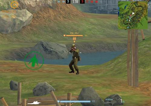 Forces of Freedom Android Jeux