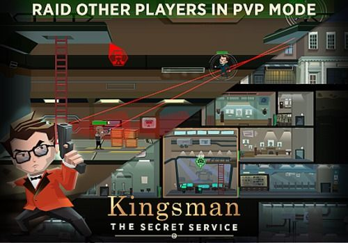 Kingsman - The Secret Service Android Jeux