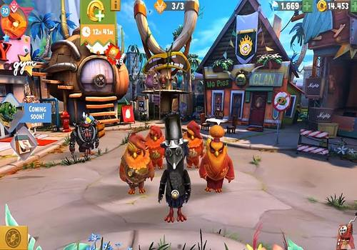 Angry Birds Evolution Android Jeux