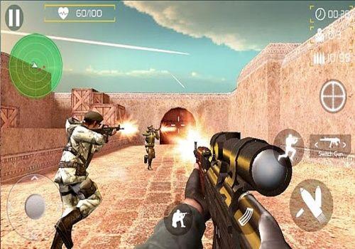 Counter Terrorist Fire Shoot Jeux