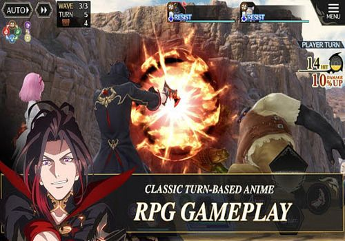 Tales of Crestoria Android  Jeux