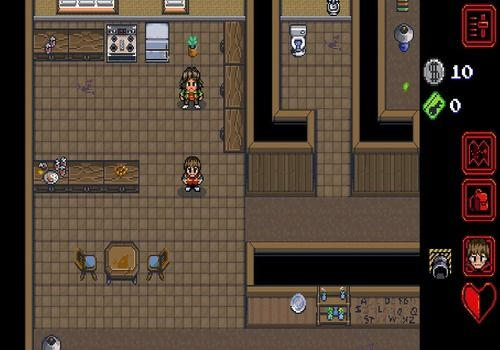 Stranger things : The game iOS Jeux