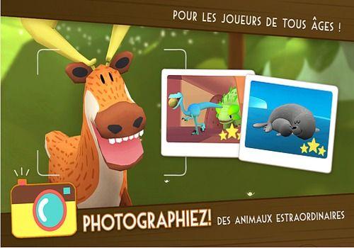 Snapimals: Découvrez Animaux Android Jeux