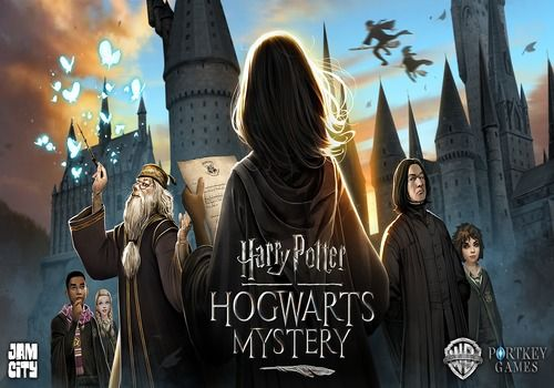 Harry Potter Hogwarts Mystery pour Android Jeux