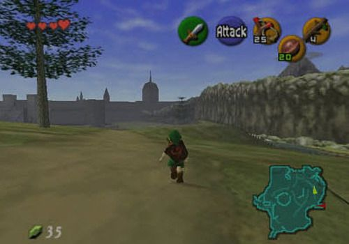 Zelda Spirit Tracks Android  Jeux