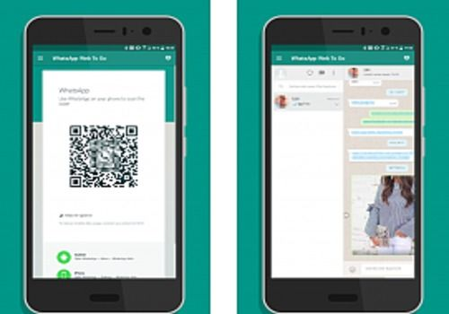 WhatsApp Web To Go Android Internet