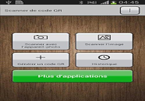 Scanner de code QR Maison et Loisirs
