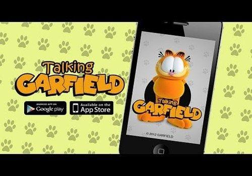Talking Garfield Free Maison et Loisirs