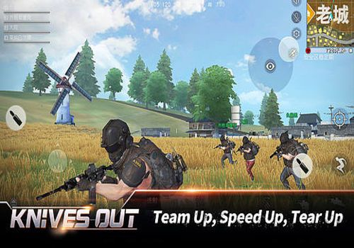 Knives Out Android  Jeux
