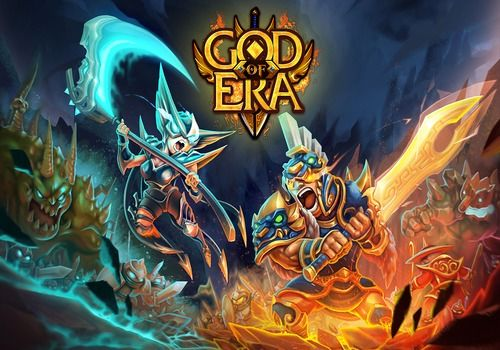 God of Era: Heroes War (GoE) - Guerre épique Android Jeux