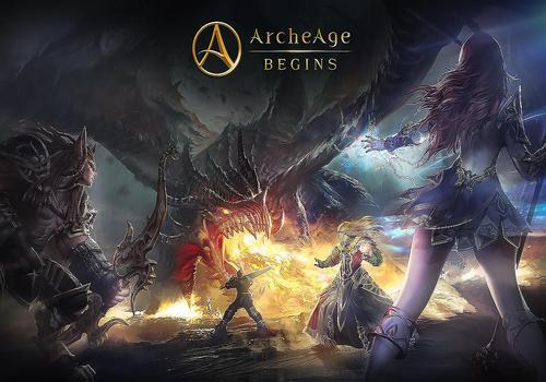 ArcheAge Begins Android Jeux