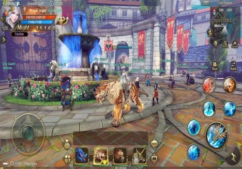 Taichi Panda 3 : Dragon Hunter Android Jeux
