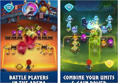 Legend of Solgard Android Jeux