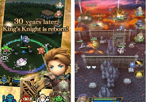 King's Knight Android Jeux