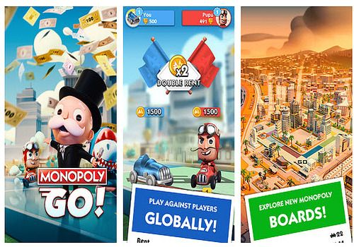 Monopoly Go Android Jeux